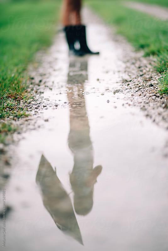 Rainy day by Melanie DeFazio for Stocksy United