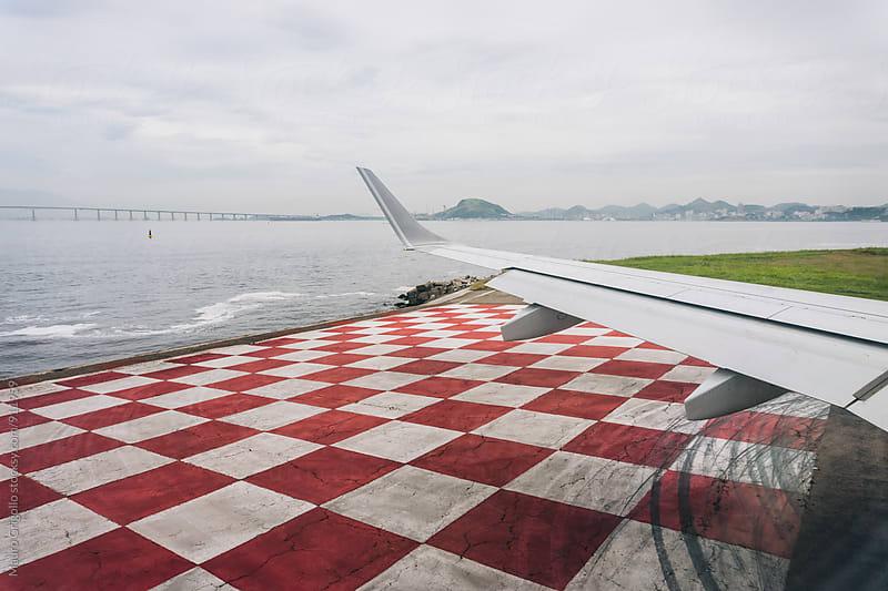 Arriving at Rio de Janeiro. Brazil. by Mauro Grigollo for Stocksy United