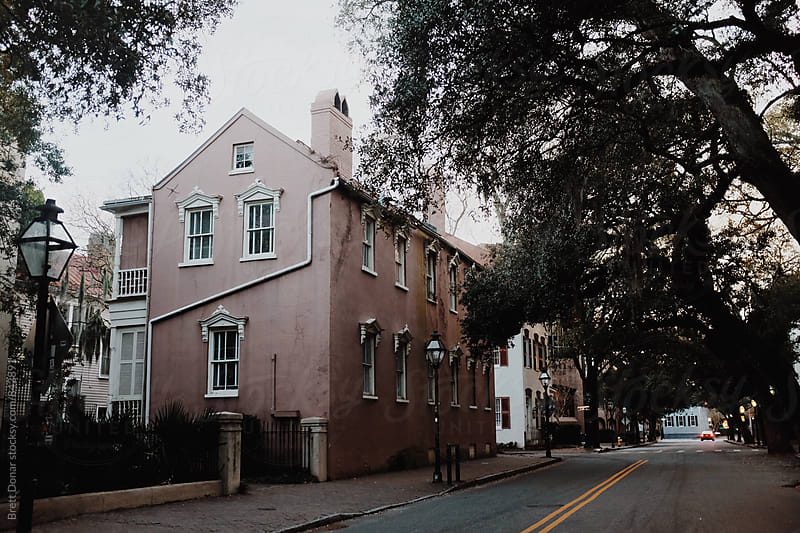 Charleston, SC Street by Brett Donar for Stocksy United