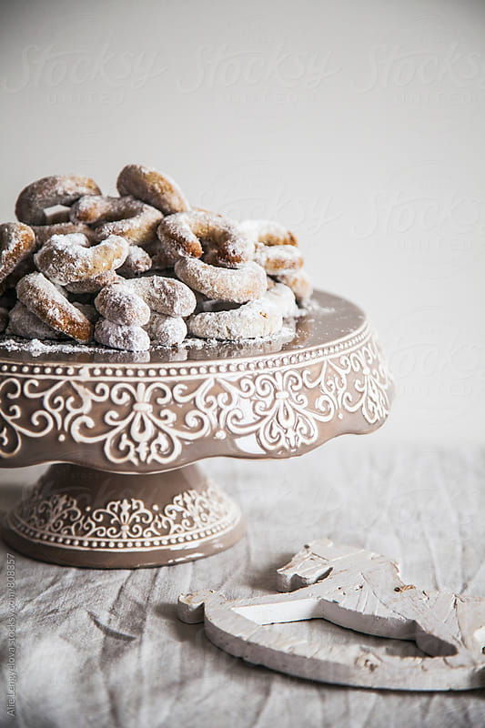 Delicious Christmas by Alie Lengyelova for Stocksy United