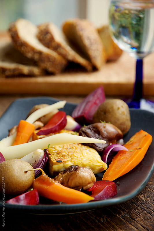 Fall vegetables by Harald Walker for Stocksy United