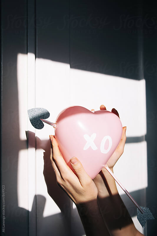 XO by Ali Lanenga for Stocksy United