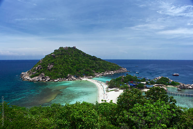 Koh Nang Yuan by WAA for Stocksy United