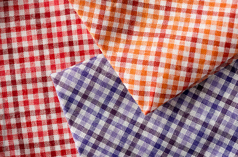 Pieces of Plaid Cloth by Jeff Wasserman for Stocksy United