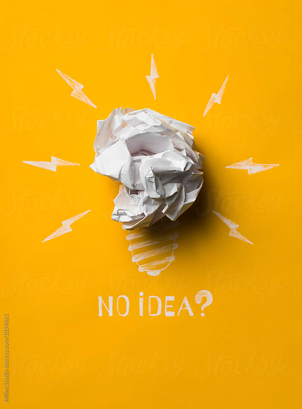 No Idea by Milles Studio for Stocksy United