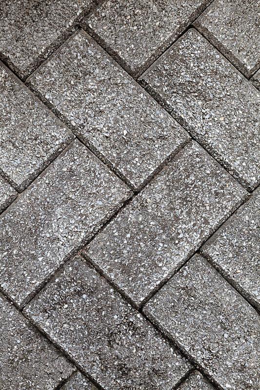 brick floor by jira Saki for Stocksy United