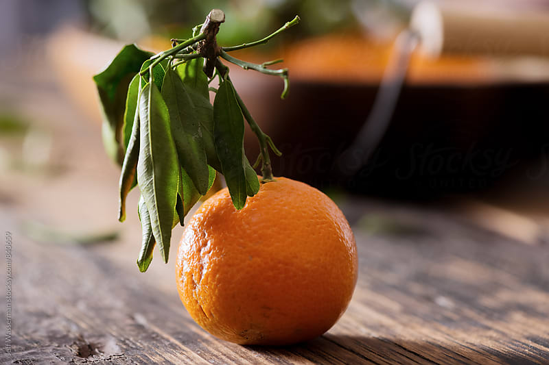 Clementine Oranges by Jeff Wasserman for Stocksy United