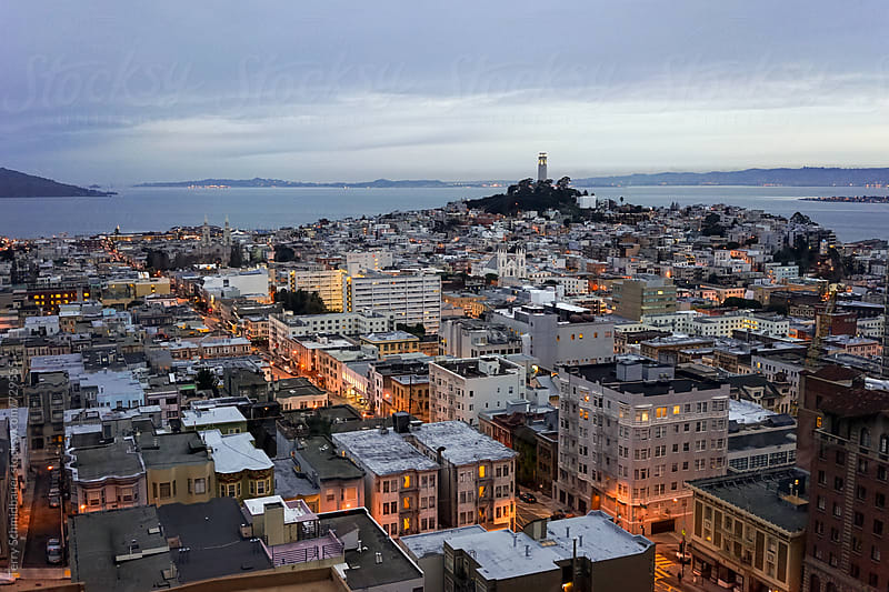 North Beach at Dawn by Terry Schmidbauer for Stocksy United