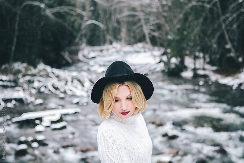 A Day in the Snow by Bethany Olson for Stocksy United