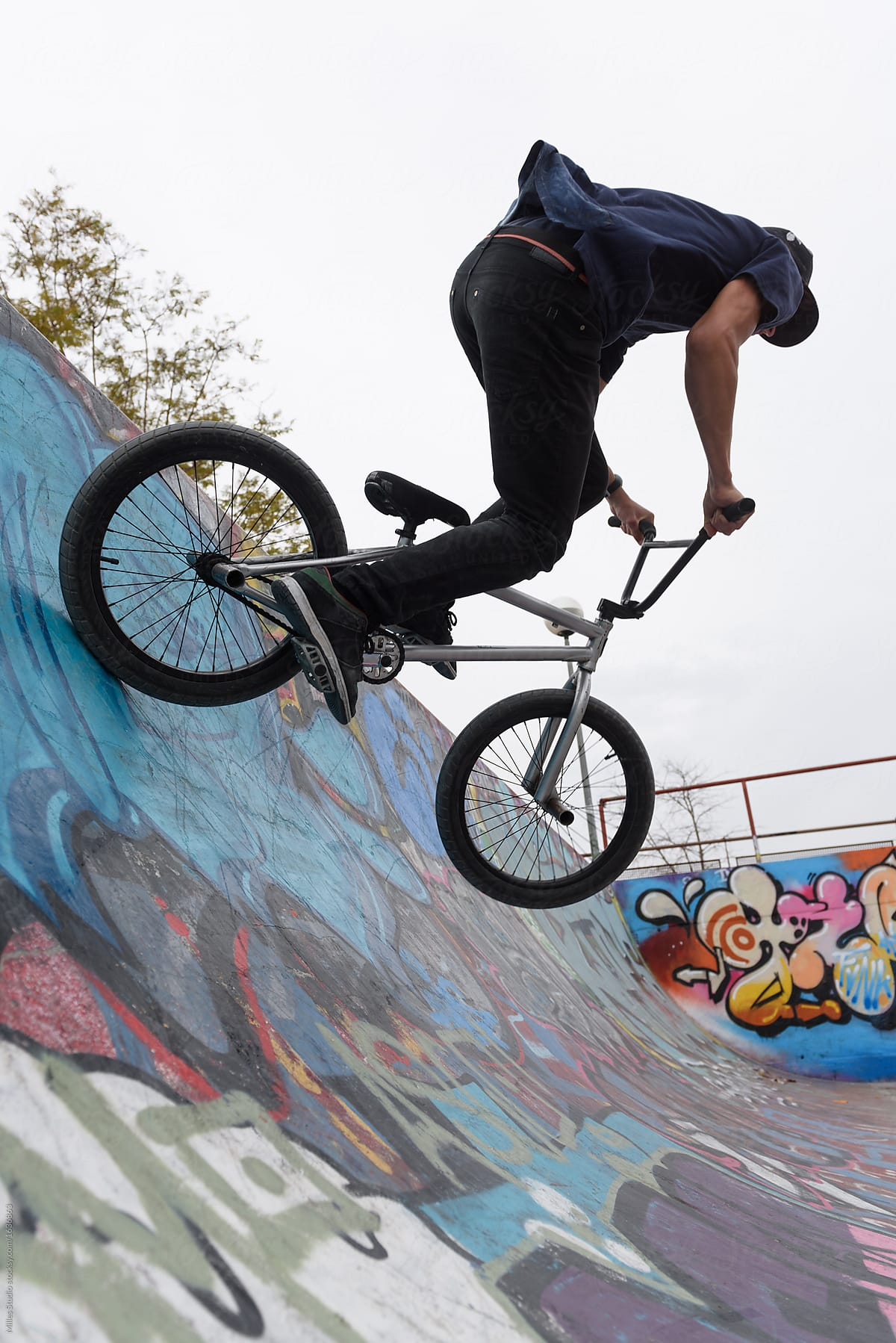 bmx tricks for beginners step by step