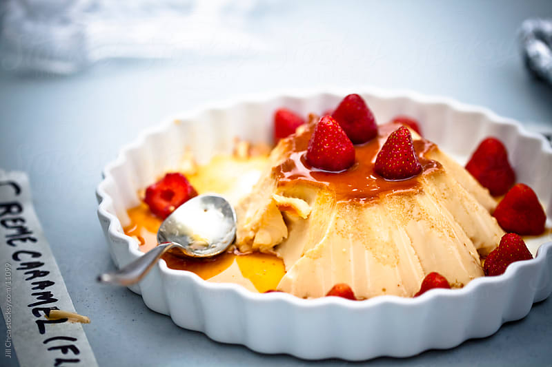 Creme Caramel by Jill Chen for Stocksy United