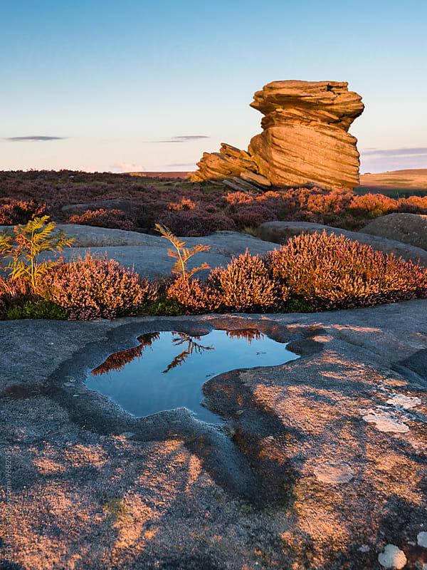 Hathersage, Peak District, UK by Richard Jones for Stocksy United