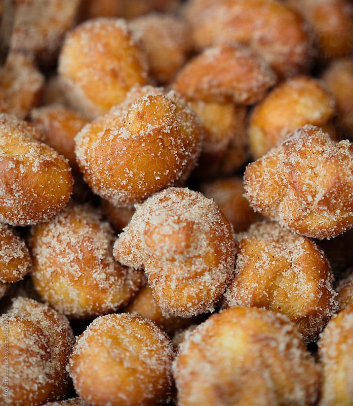 min doughnuts by otto schulze for Stocksy United