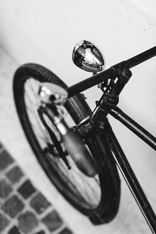Vintage bicycle by Mauro Grigollo for Stocksy United