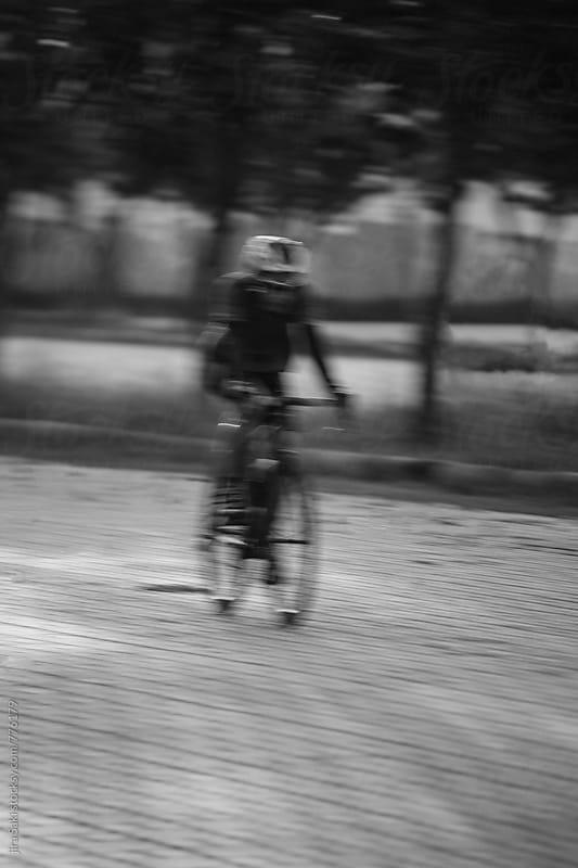 bicycle by jira Saki for Stocksy United