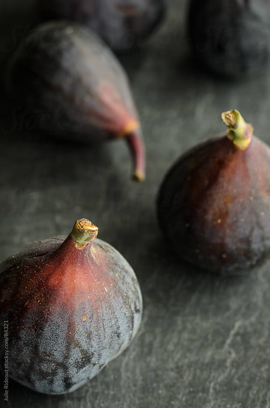 Fresh Figs by Julie Rideout for Stocksy United