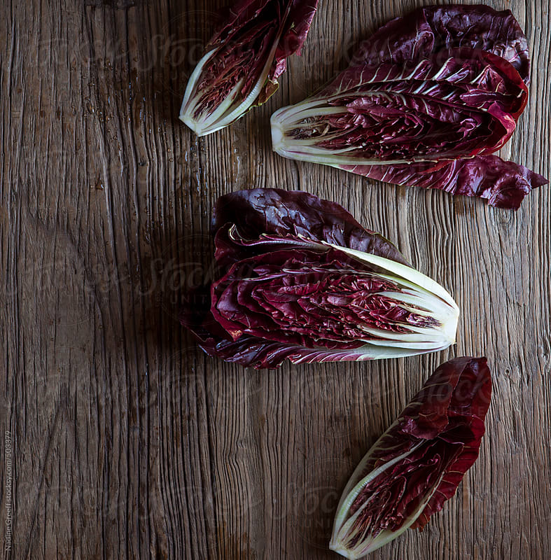 Radicchio by Nadine Greeff for Stocksy United