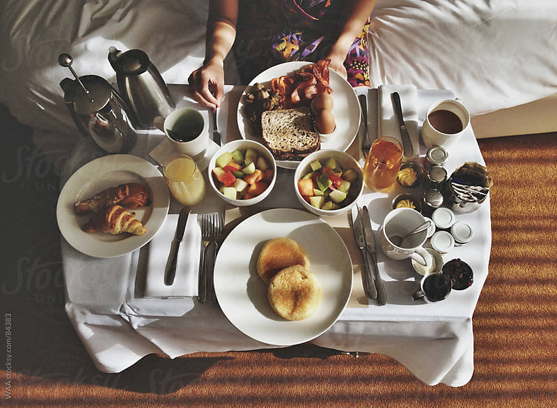 Room Service by WAA for Stocksy United
