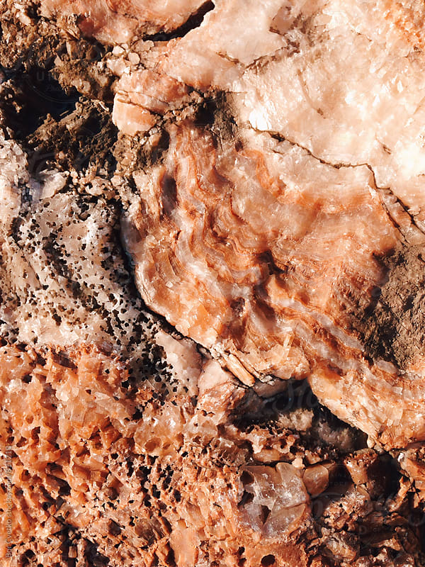 Salt minerals by Bor Cvetko for Stocksy United