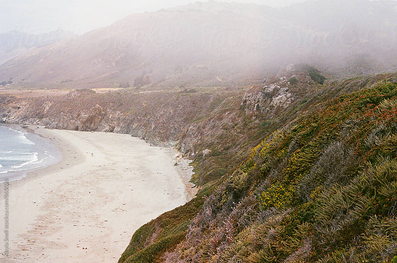 Big Sur by Kayla Snell for Stocksy United