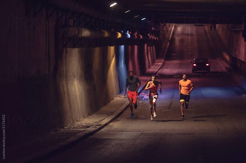 Night Street Run