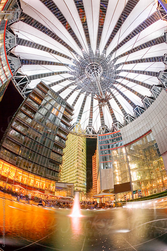 Potsdamer Platz, Berlin, Germany, Europe. by Gavin Hellier for Stocksy United
