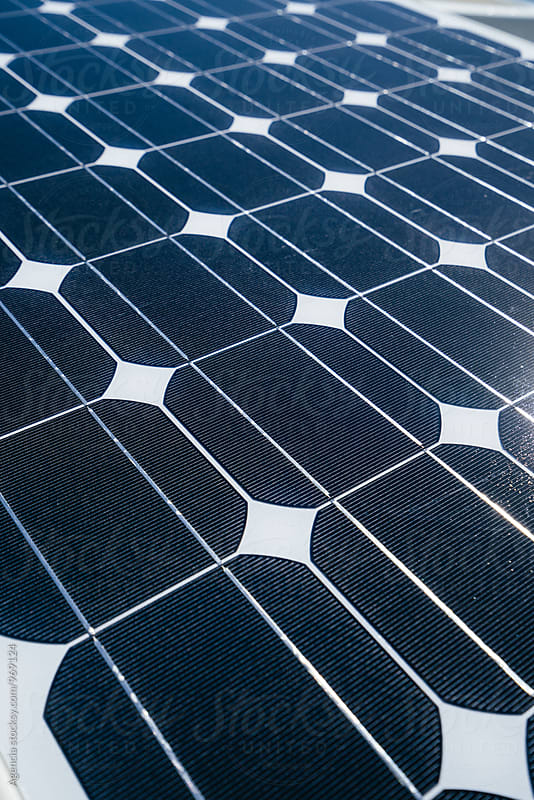Solar Panels by Agencia for Stocksy United