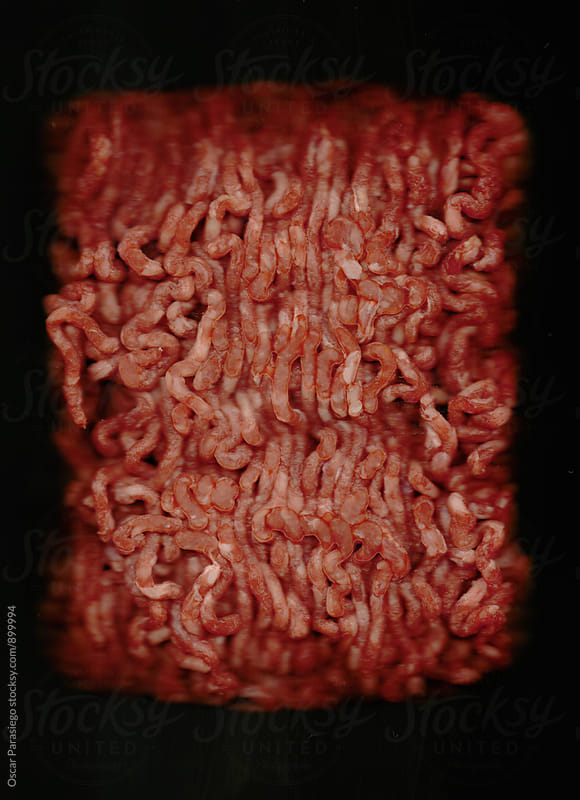 Minced Meat by Oscar Parasiego for Stocksy United