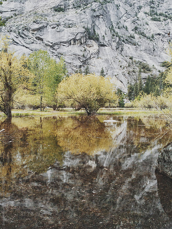Mirror Lake by Sean Horton for Stocksy United