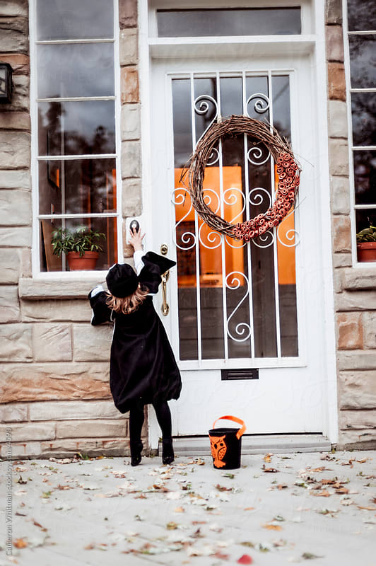 Trick Or Treat by Cameron Whitman for Stocksy United