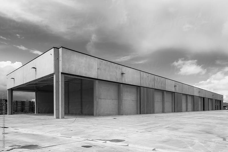Warehouse by Koen Van Damme for Stocksy United