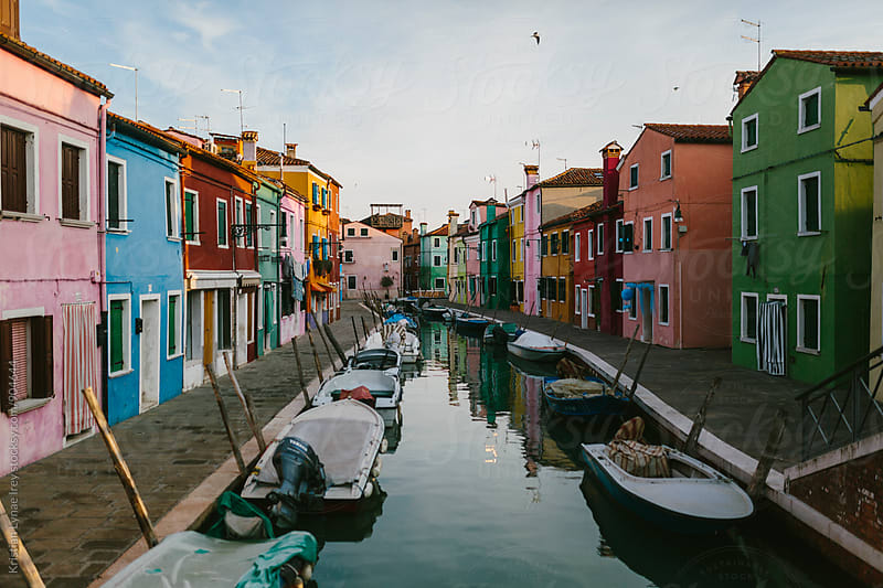 Burano by Kristian Lynae Irey for Stocksy United