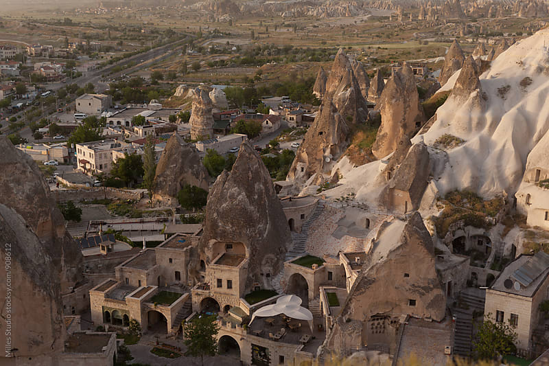 Cappadokia View by Milles Studio for Stocksy United