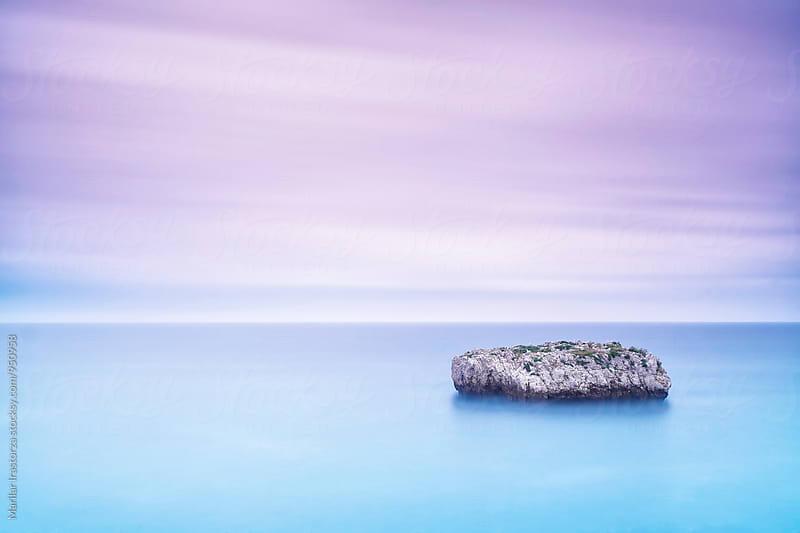 Stone Islet by Marilar Irastorza for Stocksy United