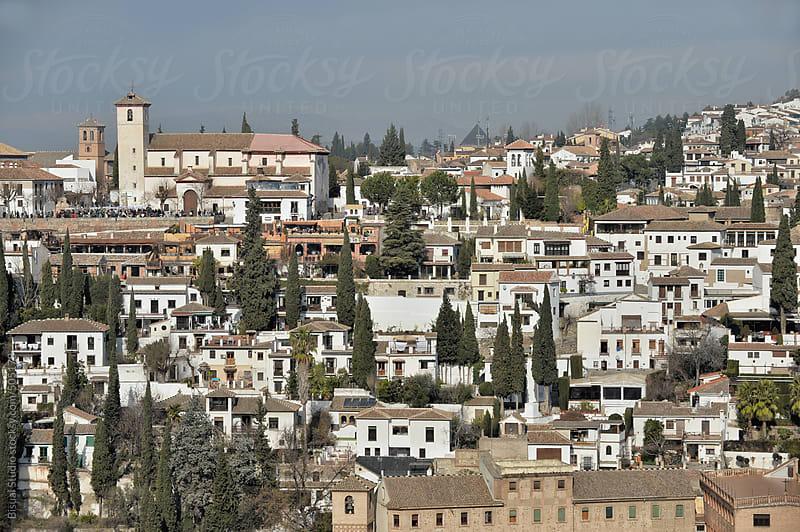 Albaicín, Granada by Bisual Studio for Stocksy United