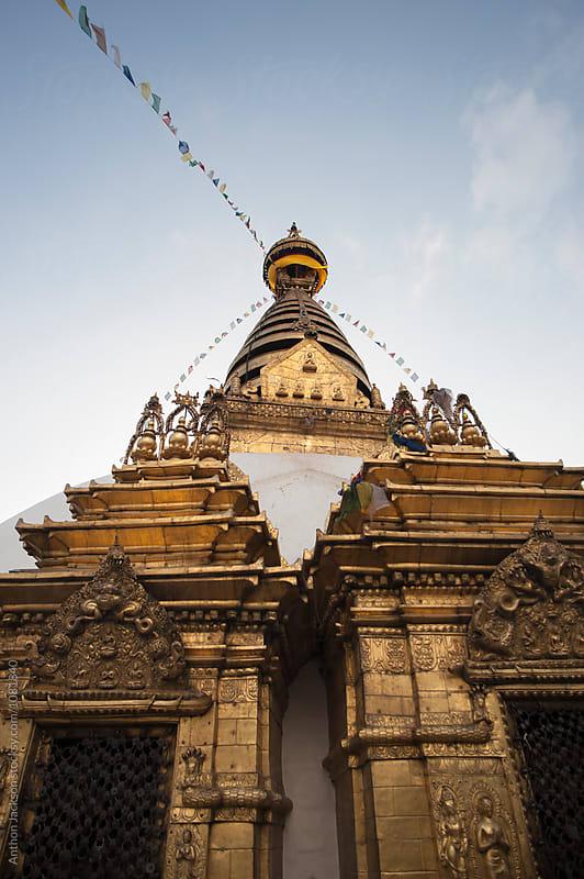 Swayambhunath by Anthon Jackson for Stocksy United