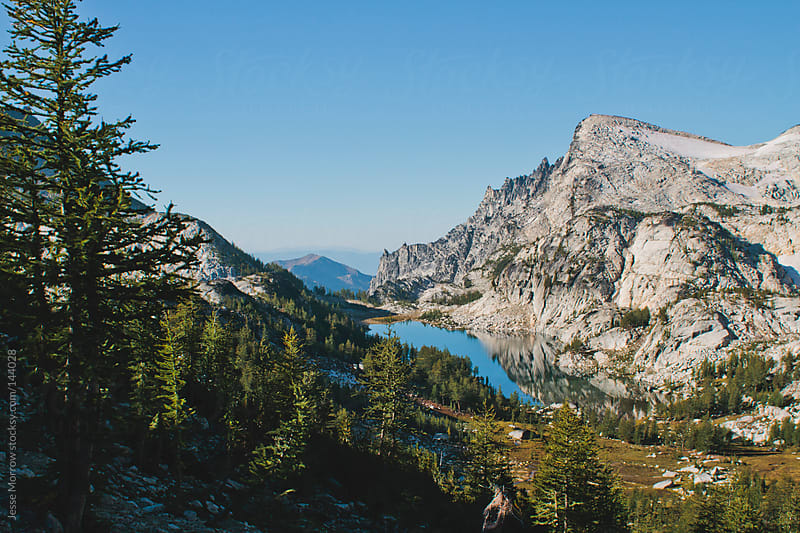 The view of Enchantments by Jesse Morrow for Stocksy United
