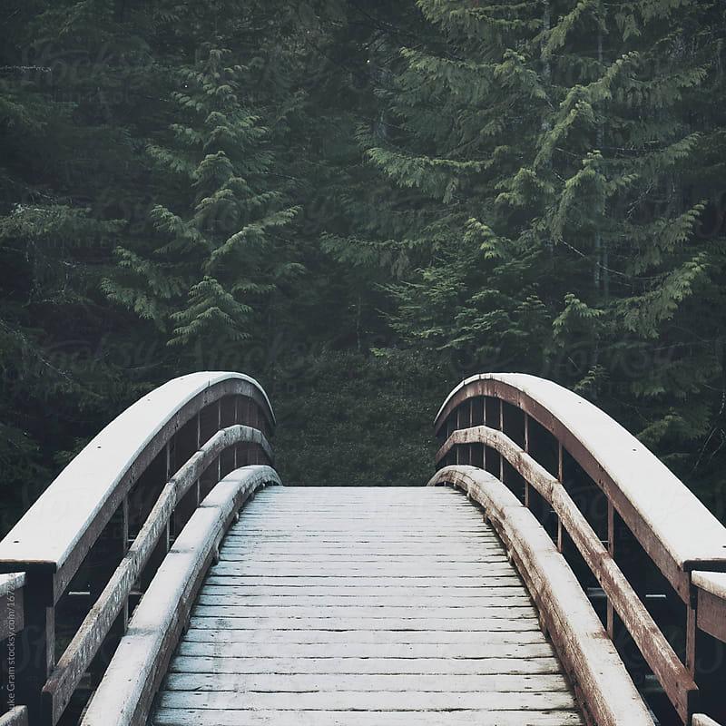 Qualicum Bridge by Luke Gram for Stocksy United