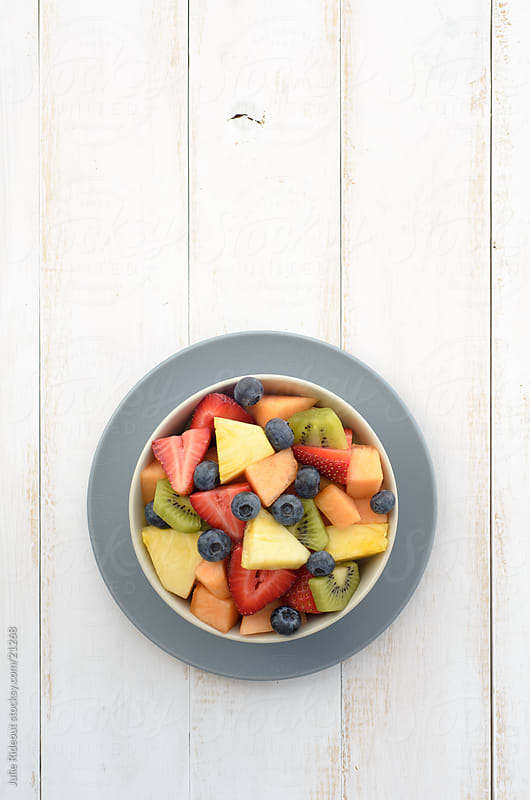 Fruit Salad by Julie Rideout for Stocksy United