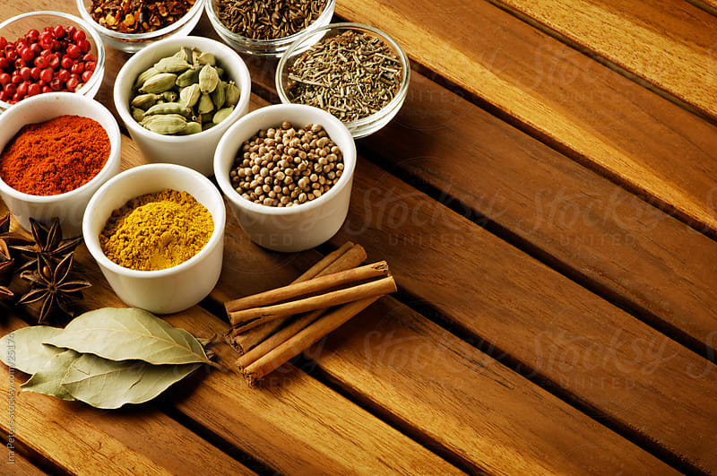 Spices by Ina Peters for Stocksy United