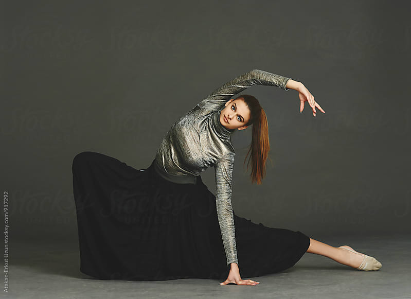 Dancing in Studio by Atakan-Erkut Uzun for Stocksy United