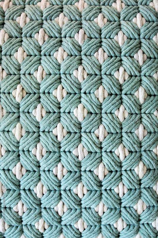 Green wool  by MEM Studio for Stocksy United