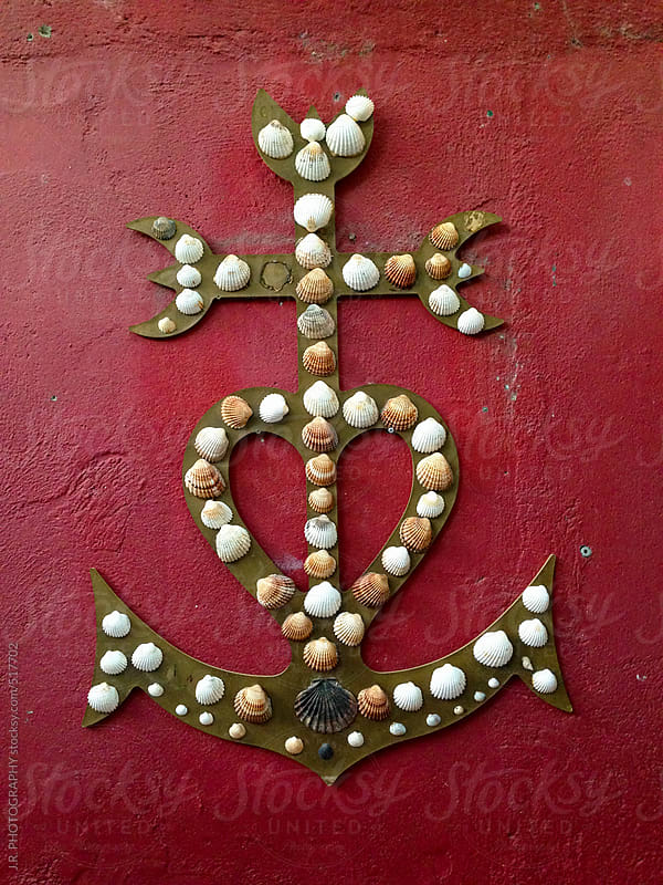Anchor by J.R. PHOTOGRAPHY for Stocksy United