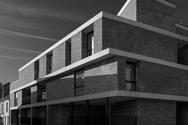Apartment building by Koen Van Damme for Stocksy United
