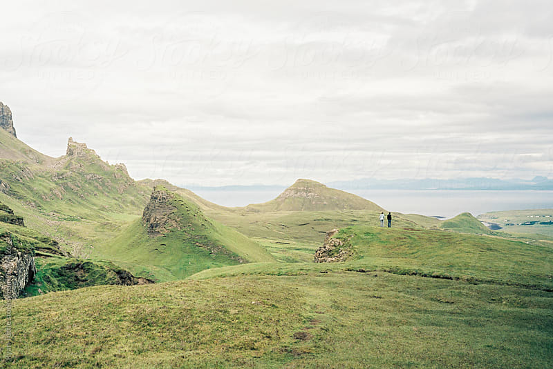 The Quiraing, Isle of Skye by Ryan Tuttle for Stocksy United