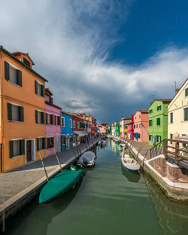Burano Colours by Edward Adios for Stocksy United