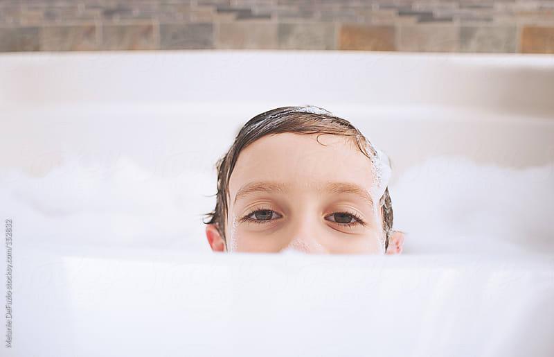 Bathtime by Melanie DeFazio for Stocksy United