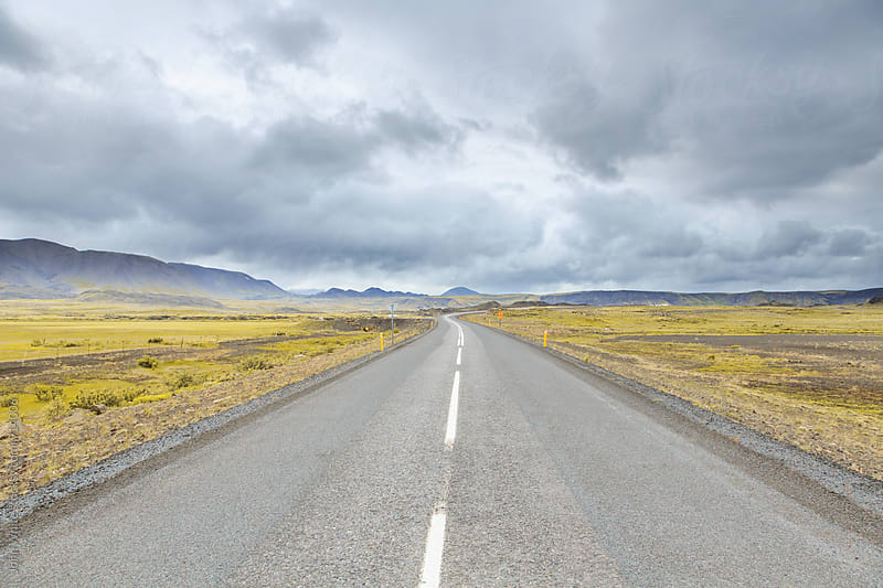Ring road. Iceland. by John White for Stocksy United