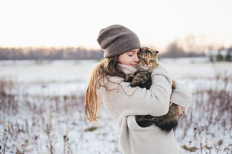 Animal Love by Melanie DeFazio for Stocksy United