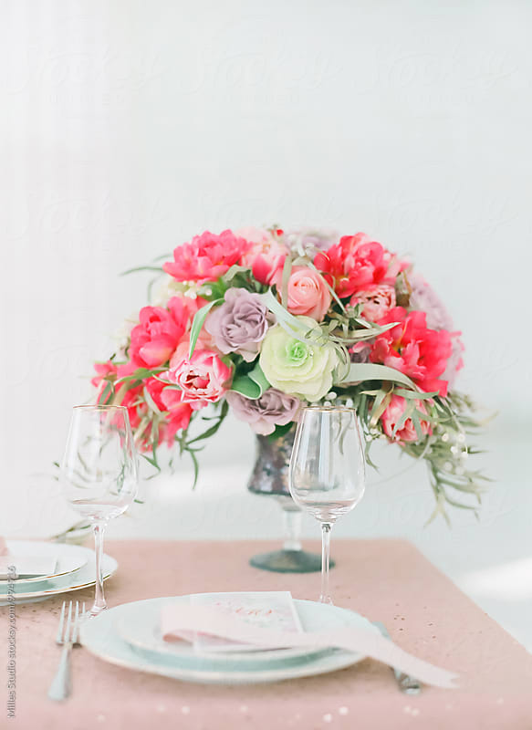 Wedding Bouquet by Milles Studio for Stocksy United